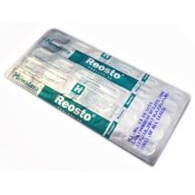 Реосто 30 таб.- ингибирует резорбцию кости и влияет на формирование кости, увеличивает костную массу