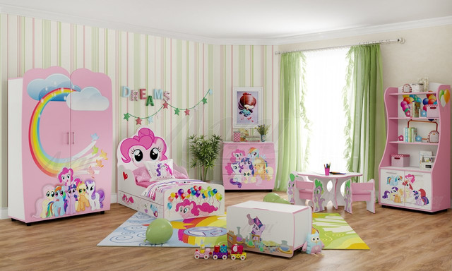 Детская комната Литл Пони (Little Pony)