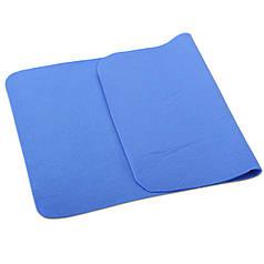 ✓Салфетка Auto Care Blue влаговпитывающая для очистки и полировки поверхности автомобиля