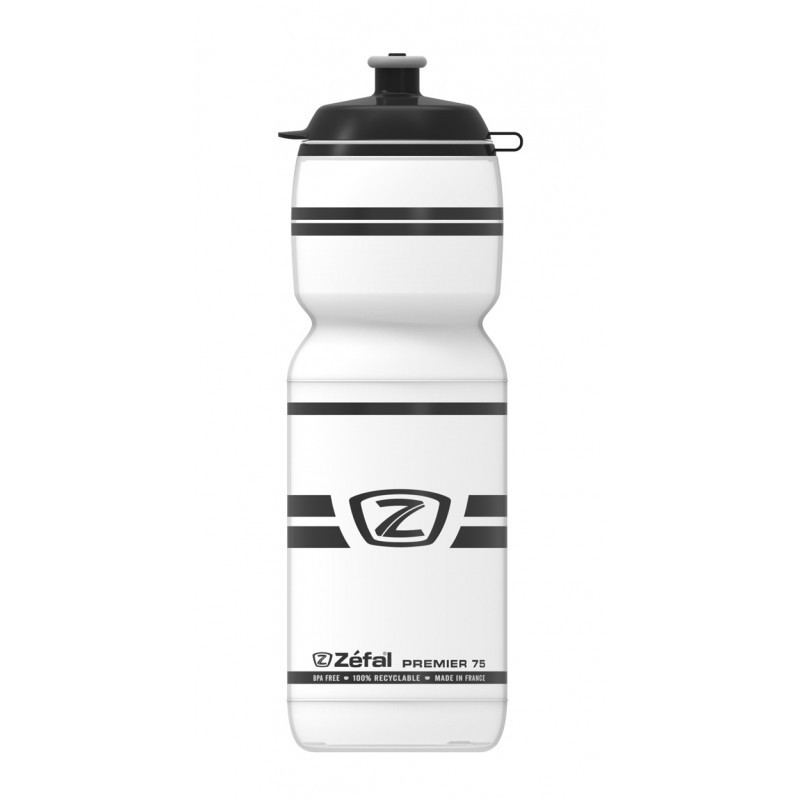 Фляга Zefal Premier 75 (1603C) 750мл пласт. цвет прозрачный, 10шт.