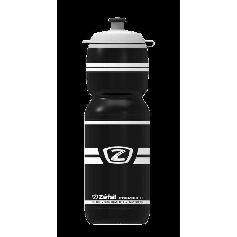 Фляга Zefal Premier 75 (1603B) 750мл пласт. цвет черный, 10шт.