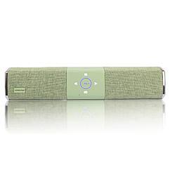 Беспроводная портативная Bluetooth колонка Hopestar A3 зеленая