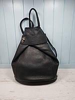 Женский кожаный Итальянский рюкзак