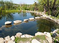 Изготовление Плавательных прудов