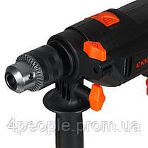 Дрель ударная Dnipro-M HD-90|СКИДКА ДО 10%|ЗВОНИТЕ, фото 2