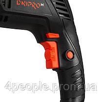 Дрель ударная Dnipro-M HD-90|СКИДКА ДО 10%|ЗВОНИТЕ, фото 3
