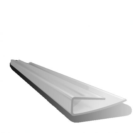 Профиль UP 10мм (торцевой)