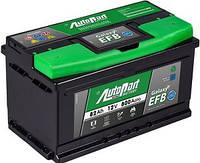 Аккумулятор автомобильный Autopart EFB 82AH R+ 800А Start-Stop
