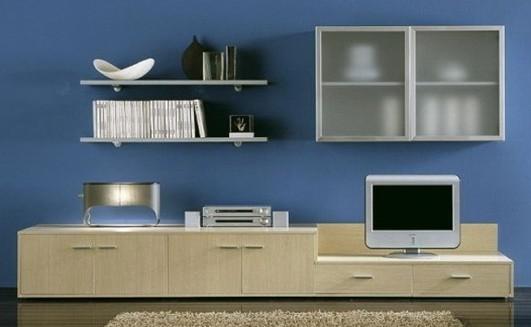 Корпусная мебель-практичный и недорогой вариант.