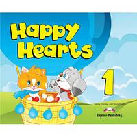 Учебник английского языка Happy Hearts 1 Pupil's Book