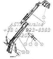 Навесное оборудование F2101 0000 00 00 на Jonyang 230E