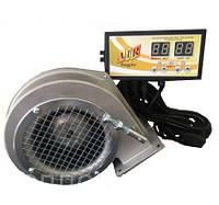 Комплект регулятор температуры MPT Air logic + Турбина KG Elektronik DP-02 ALU
