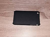 Чехол накладка Apple iPhone 3G/3Gs черный пластиковый сетка
