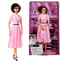 Коллекционная кукла Барби Кэтрин Джонсон Barbie Inspiring Women Series Katherine Johnson, фото 1