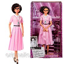 Коллекционная кукла Барби Кэтрин Джонсон Barbie Inspiring Women Series Katherine Johnson