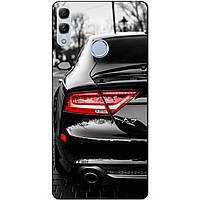 Чехол силиконовый для Huawei Honor 10 Lite с рисунком Audi