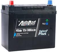 Аккумулятор автомобильный Autopart Plus Japan 45AH R+ 380А