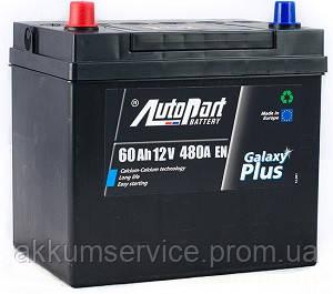 Аккумулятор автомобильный Autopart Plus Japan 60AH L+ 480А