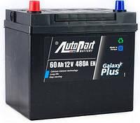Аккумулятор автомобильный Autopart Plus Japan 60AH R+ 480А