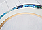 Картина модульная Круглая 3 модуля 50 смØ Абстракция, фото 3