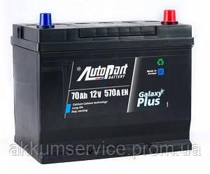 Аккумулятор автомобильный Autopart Plus Japan 70AH L+ 570А