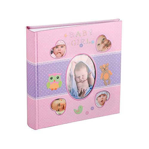 Альбом CHAKO 10*15/200 C-46200RCLG Babylove Pink