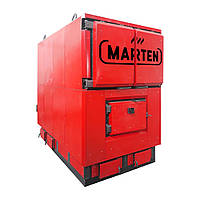 Котел твердотопливный жаротрубный MARTEN INDUSTRIAL Т-1000 кВт (МАРТЕН)