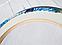 Картина Круглая 3 модуля 40 смØ Морской Абстракция, фото 3
