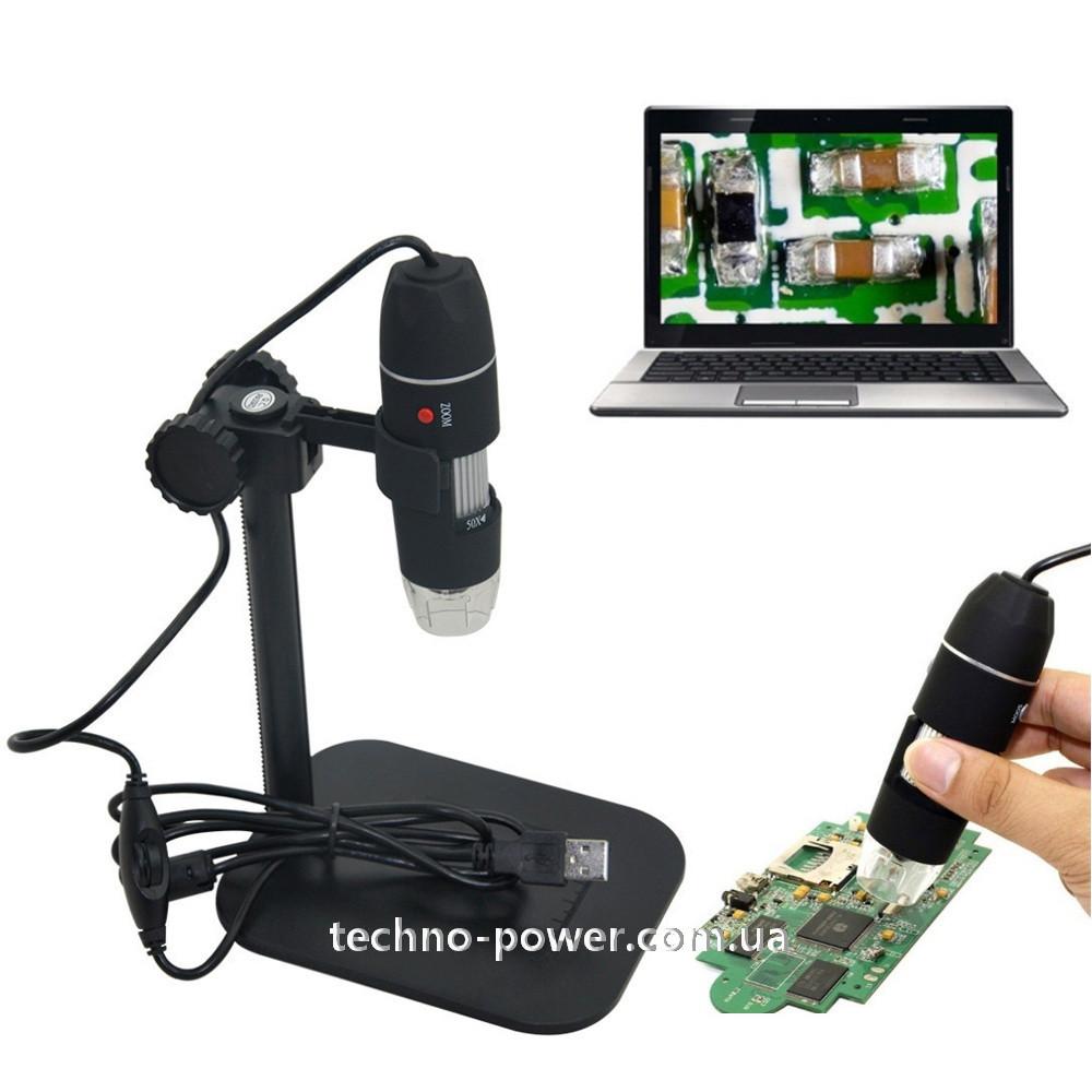 USB микроскоп цифровой 500Х на штативе. Микроскоп цифровой USB на штативе