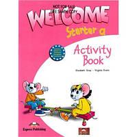 Рабочая тетрадь Welcome Starter a Activity Book