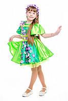 """Весна """"Цвет вишни"""" детский карнавальный костюм для девочки"""