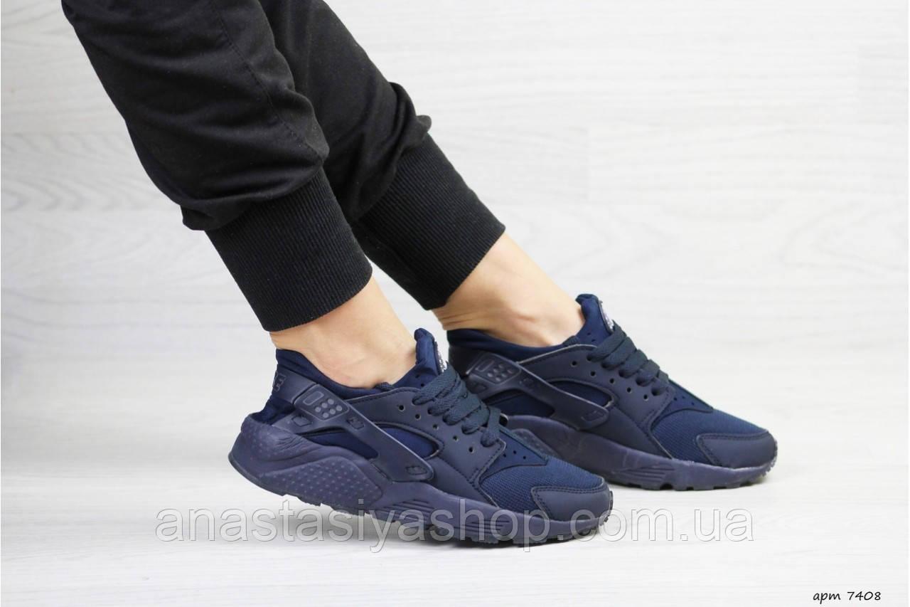 Кроссовки Nike 7408 синие