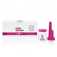 """Глибоке відновлення волосся """"В"""" Hair Company Double Action  (10 х 10 мл)"""
