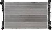 Радиатор Mercedes C W203 160-320 АКП 2000-2007 г.650*399