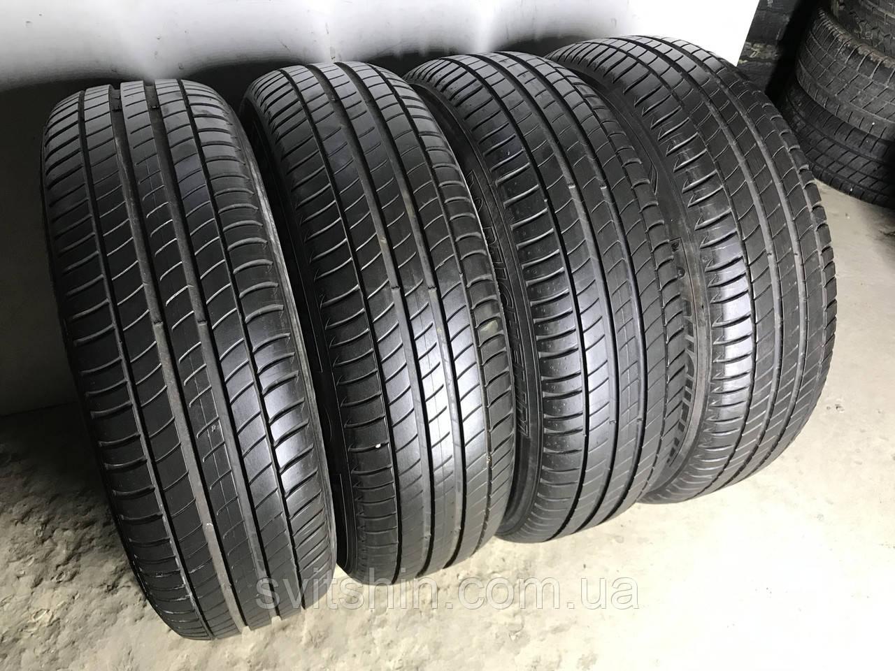 Шини бу літні 215/65R17 Michelin Primacy 3 (18год) 7мм 4шт