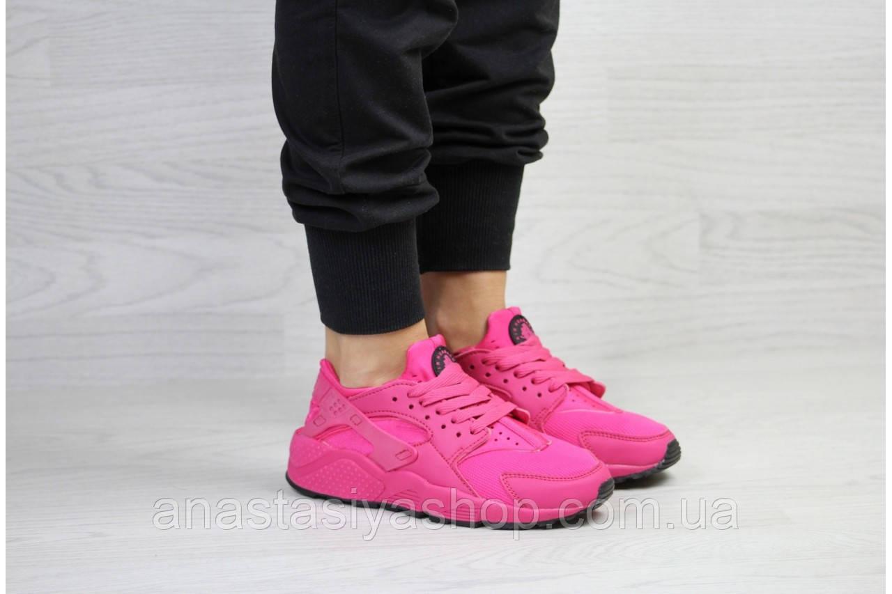 Кроссовки Nike 7407 малиновые