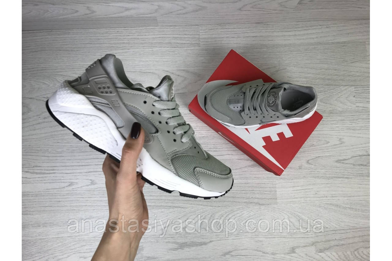 Кроссовки Nike 7406 серые