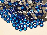 "Термо-стразы ss20 Capri Blue 100шт. (3,8-4,0мм) ""Crystal Premium"""