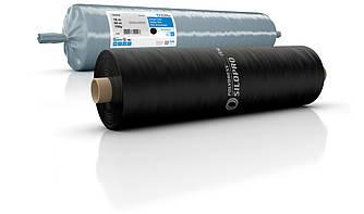 Силосна плівка Polydress 12  х 50 х 120 мкм. ч/ч