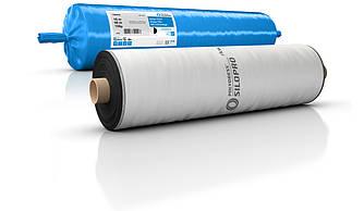 Силосна плівка Polydress 12  х 50 х 150 мкм. ч/б