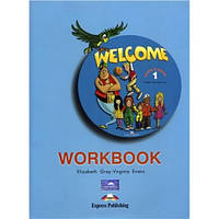 Welcome 1 Pupil's Book with Alphabet Book Welcome 1 Workbook