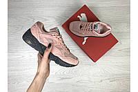 Кроссовки Puma 7404 персиковые, фото 1