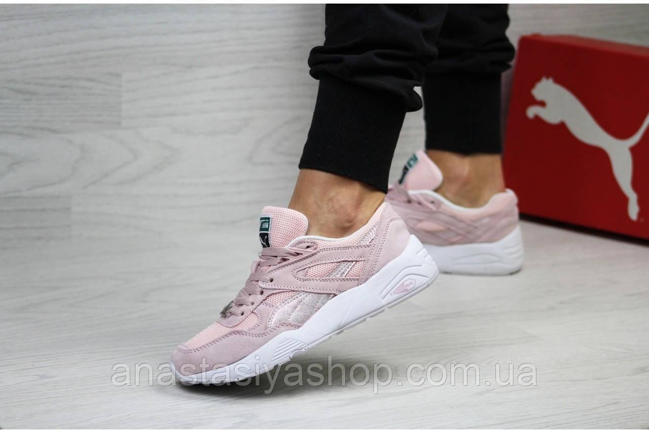 Кроссовки Puma 7403 розовые