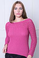 Джемпер женский кэжуал Мила р 42,44,46,48, фото 1