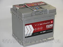 Акумулятор FIAMM TITANIUM PRO L1 54P