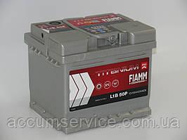 Акумулятор FIAMM TITANIUM PRO L1B 50P