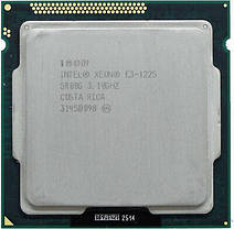 Процессор Intel Xeon E3-1225 /4(4)/ 3.1-3.4GHz + термопаста 0,5г, фото 2