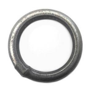 Кольцо металлическое сварное Ø 6 х 35 мм (кільце зварене сталеве), фото 2