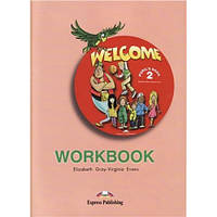 Welcome 1 Pupil's Book with Alphabet Book Welcome 2 Workbook