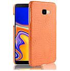 Чехол накладка Croco Style для Samsung J4 Plus 2018 / J415  (6 цветов), фото 7